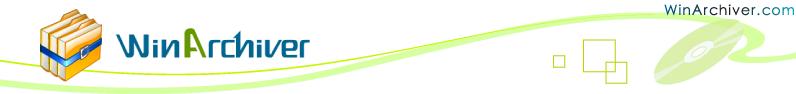 WinArchiver 4.5 Logo